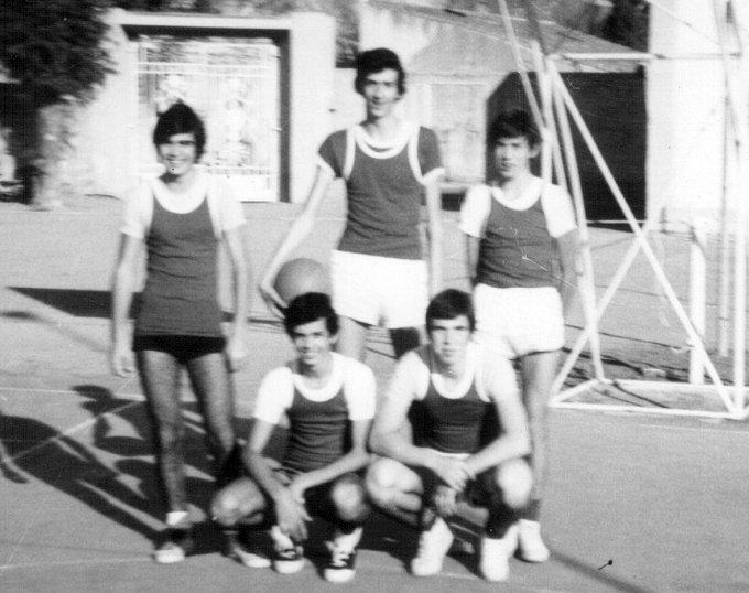 Libertas Oristanese Allievi · 1970