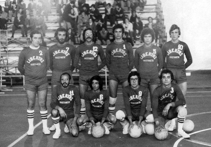 Libertas Pallavolo - anni settanta