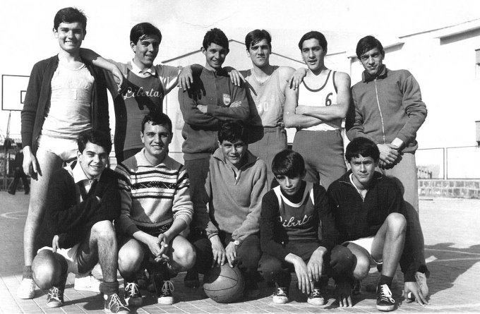 Libertas Oristanese Cadetti · 1963