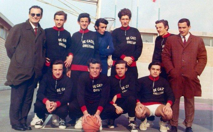 Liceo De Castro di Oristano · 1968