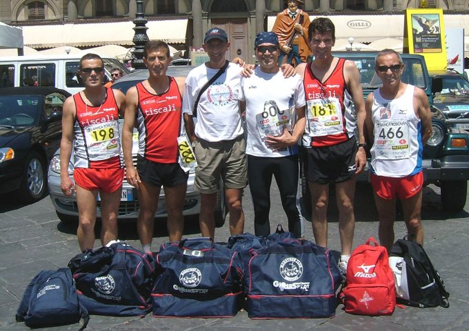 Marathon Club · Firenze 2005