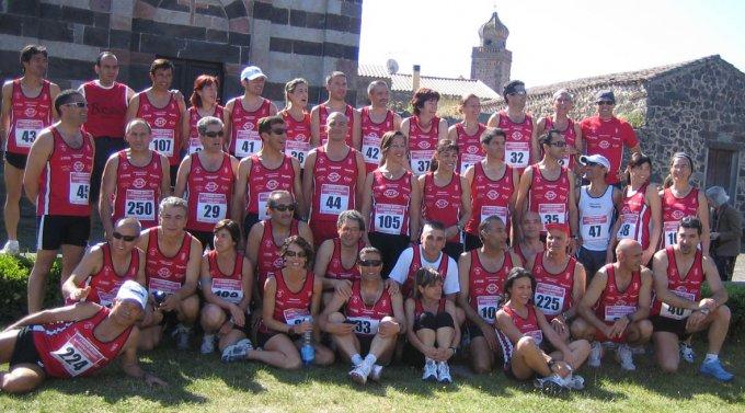 Marathon Club Oristano · Ghilarza 2006