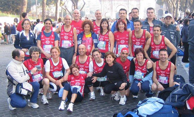 Marathon Club Oristano · Roma 2006