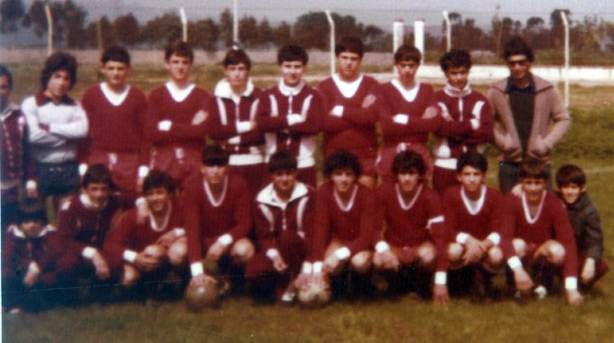 Marrubiu Allievi 1980