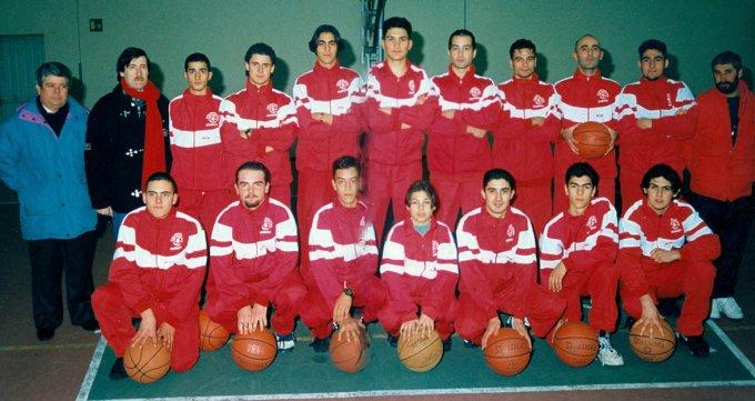 Marrubiu Pallacanestro Promozione · 1994