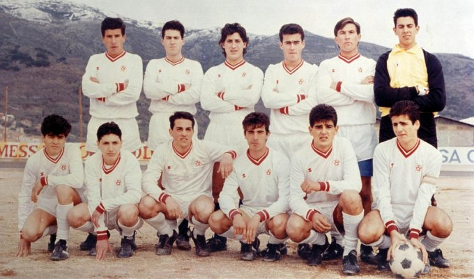 Marrubiu Under 18 · 1986