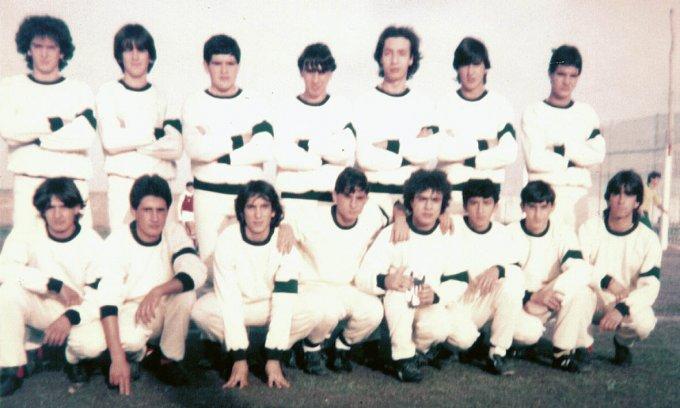 Marrubiu Calcio Under 19 · 1985