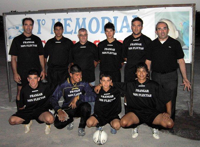 Men in Black Calcetto · Palmas Arborea 2007