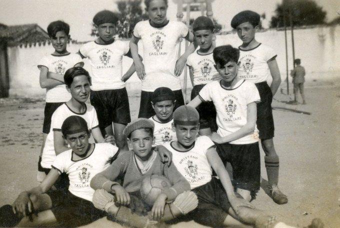 Oristano ONB · 1937