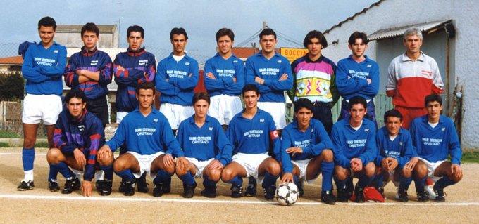 Oristanese Under 18 · 1993