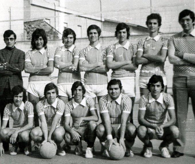 Othoca Pallavolo · Oristano 1973