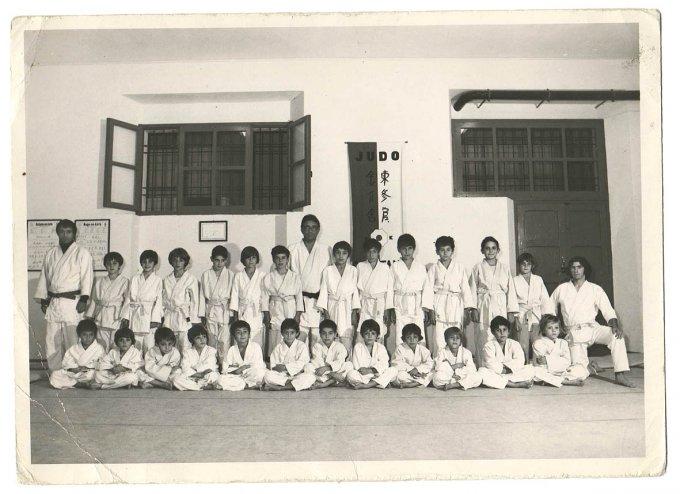 Ren Shu Kan Judo · Oristano 1969