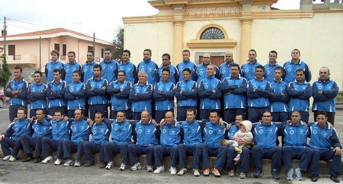 Palmas 92 Calcio 2007