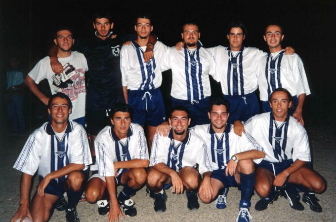 P.L.P.P.M. Calcetto · Oristano anni 2000