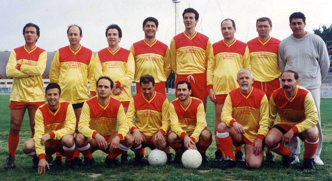 Professori del Lorenzo Mossa · Oristano 1987
