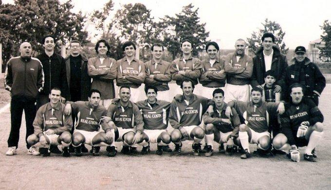 Real Costa Calcio · Oristano 1999