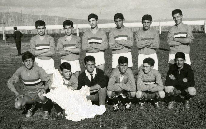 Sacro Cuore Calcio · Oristano 1962