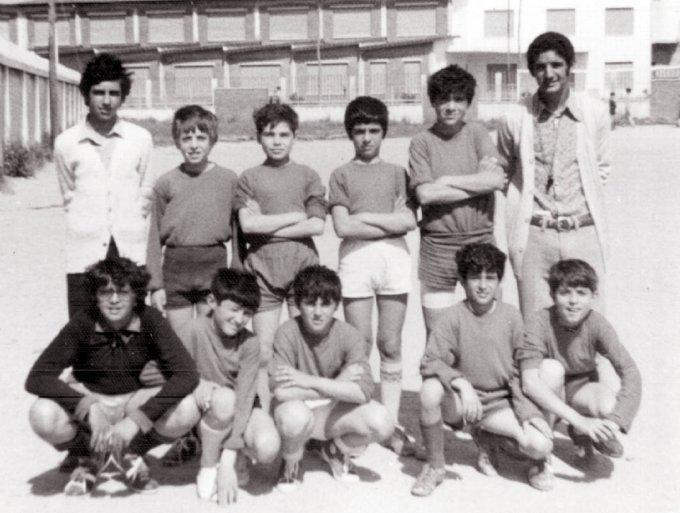 Mondial Calcio · Oristano 1972