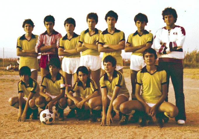 San Domenico Calcio · Oristano 1981