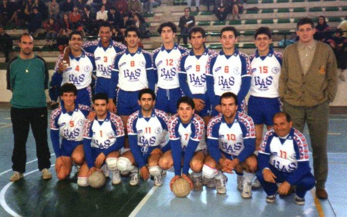 San Domenico Pallavolo · 1989