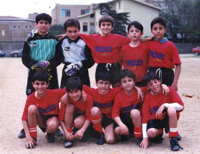 San Domenico Calcio · Oristano 1991