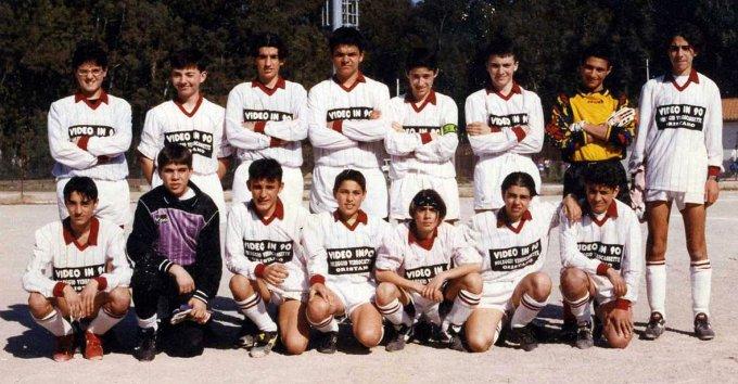 San Domenico Calcio · Oristano 1996