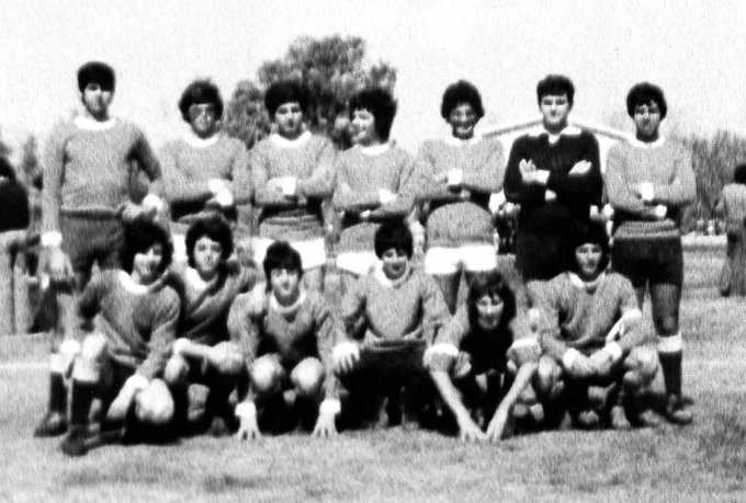 San Domenico Allievi · Oristano 1973