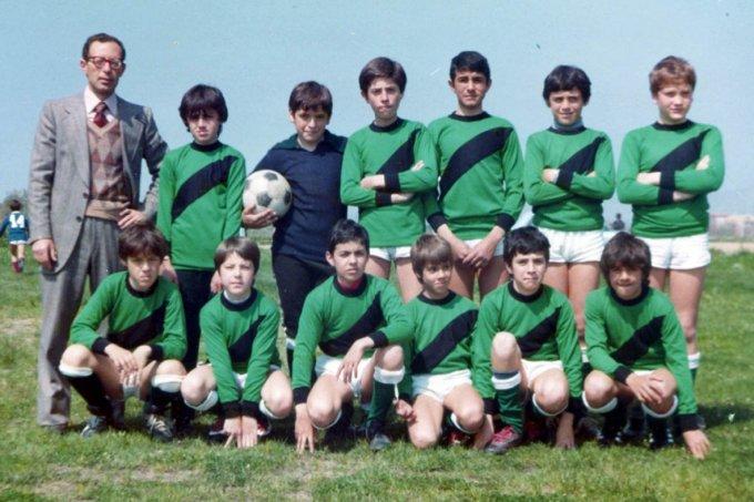 San Domenico Giovanissimi · Oristano 1978
