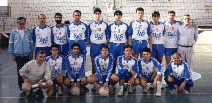 San Domenico Pallavolo · Oristano 1988