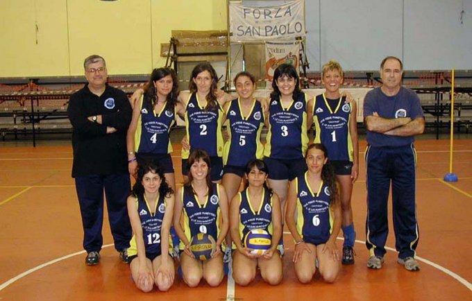 San Paolo pallavolo 2005
