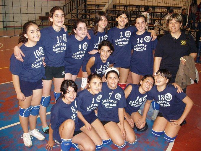 San Paolo Under 13 · Mogoro 2004