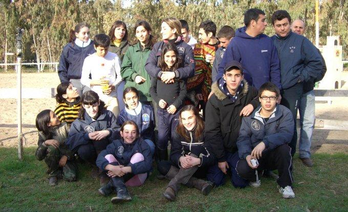 Società Oristanese Equitazione · 2008