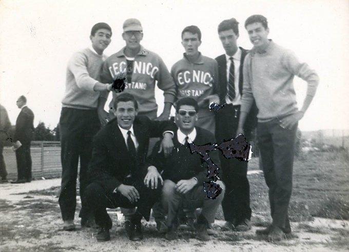 Lorenzo Mossa Oristano · Cagliari 1964