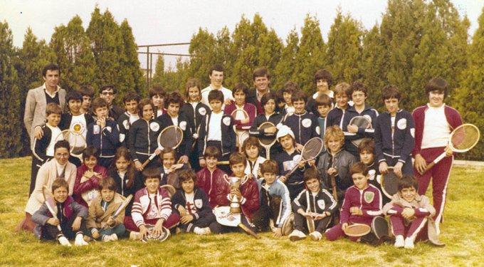 Tennis Club '70 Oristano · Cagliari 1974