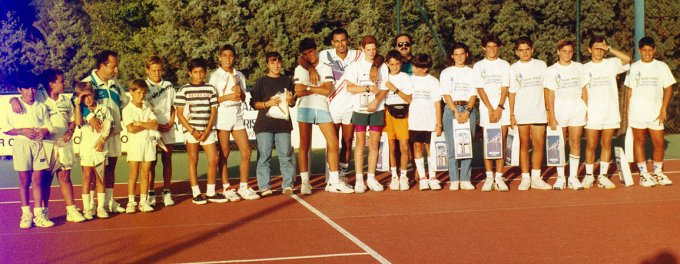 Tennis Club '70 · Torregrande 1993