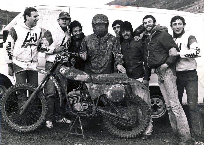 Team Valentino Piras Oristano · Gonnesa 1979