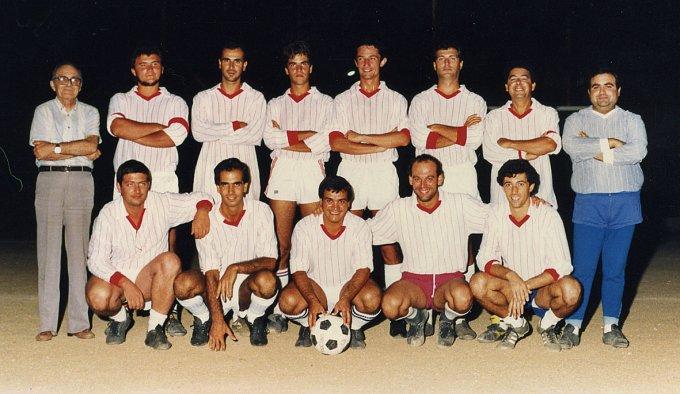 Tele Nova Calcio · fine anni ottanta