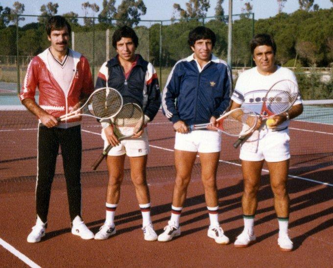 Tennis anni settanta