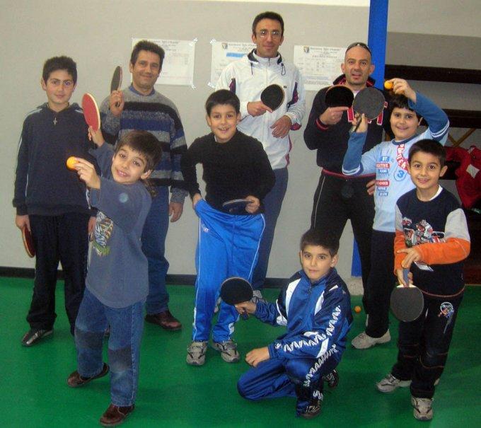 Associazione Salvo D'Acquisto · Santa Giusta 2007