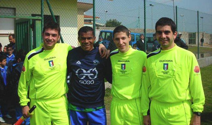Arbitri di Calcio · Narbolia 2007