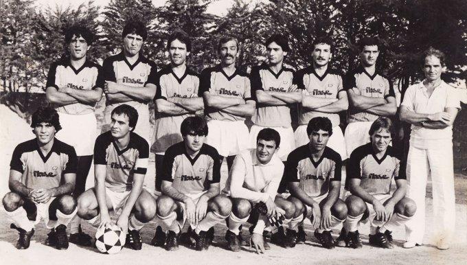 Tharros Calcio · Oristano 1982