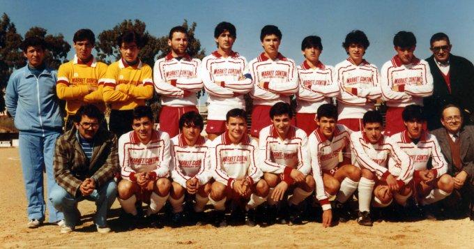 Tharros Calcio · Oristano 1984