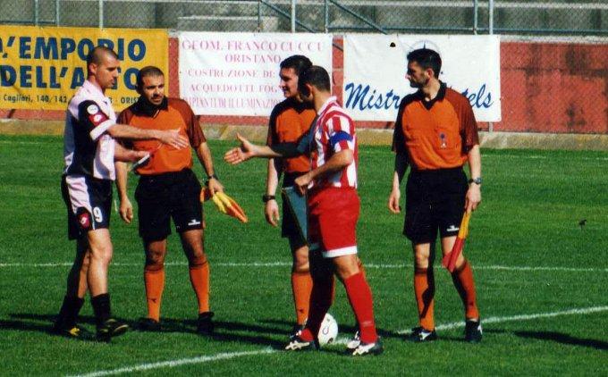 Tharros-Palermo · Oristano 2004