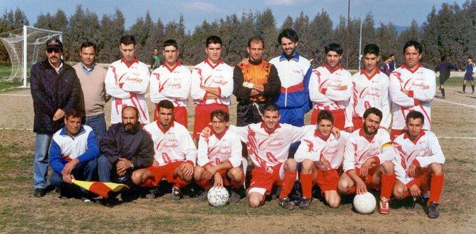 Tiria Calcio · 1997