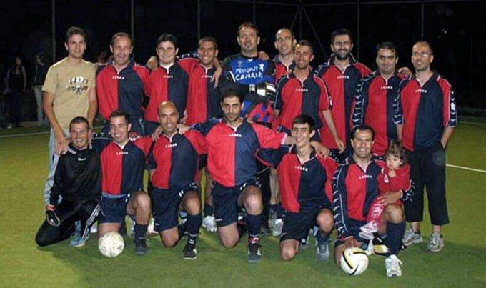 Impiegati Calcetto Villaurbana 2007