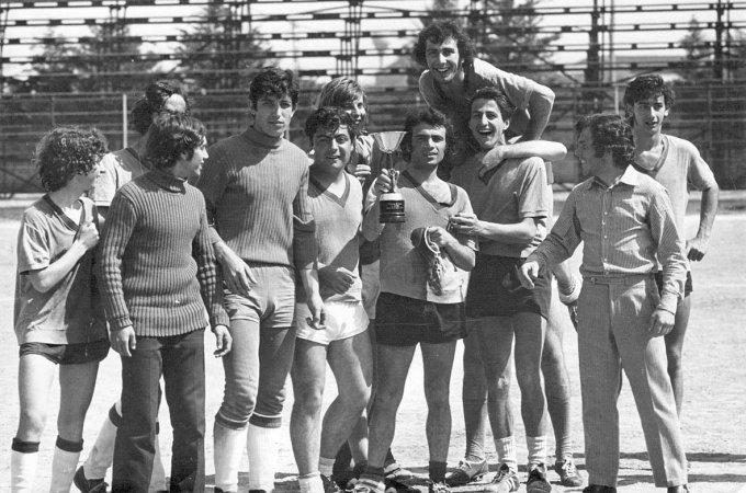 Torneo Lorenzo Mossa · Oristano 1972