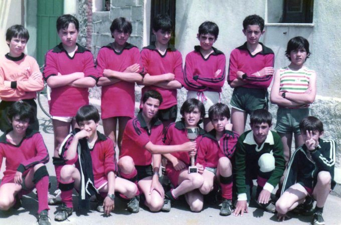 Tramatza Calcio · 1992