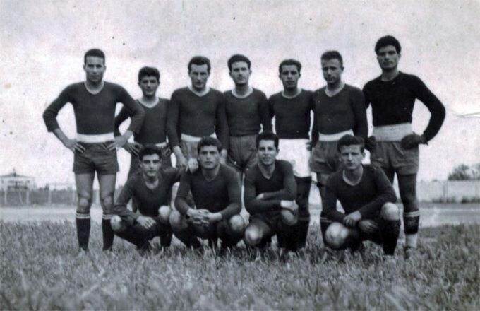 U.S. Giovinezza Calcio · Oristano 1950
