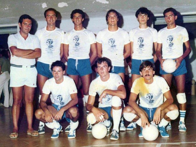 VBC Pallavolo · Cagliari 1979