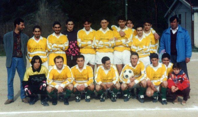 Virtus Santa Giusta Calcio · 1994